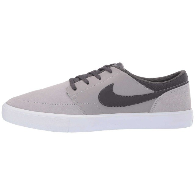 sangrado collar llave inglesa  Nike SB Portmore II Solar – Suede Atmosphere Grey/Thunder Grey/White/White  huge percentage off sale online