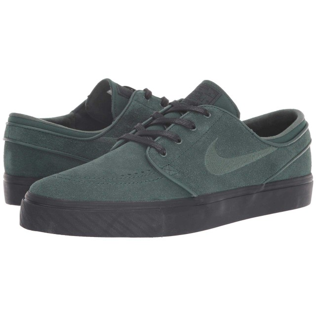 Desplazamiento Legítimo veredicto  Nike SB Zoom Stefan Janoski – Suede Midnight Green/Midnight Green/Black  huge percentage off sale online